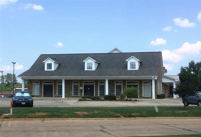 Miller County, Bowie County Commercial For Sale: 1726-1732 Galleria Oaks