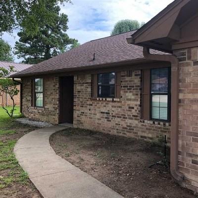 Texarkana Single Family Home For Sale: 4806 Sanderson Lane