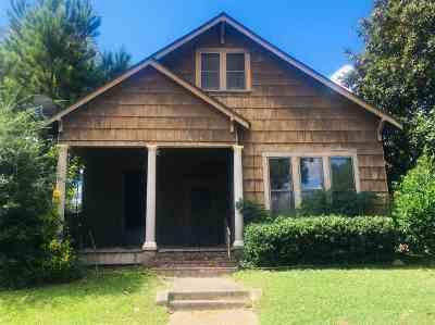 Texarkana Single Family Home For Sale: 1423 Olive
