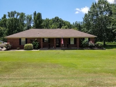 Texarkana Single Family Home For Sale: 7203 Hillcrest Dr.