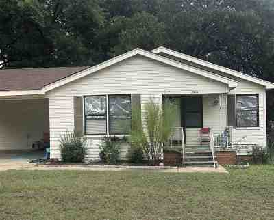 Texarkana Single Family Home For Sale: 3904 Elizabeth Street