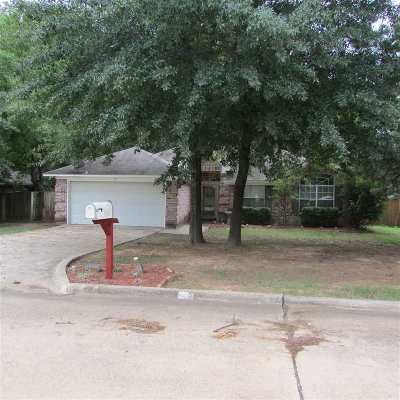 Nash Single Family Home For Sale: 9 Green Oaks Circle