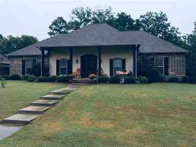Texarkana Single Family Home For Sale: 18 Rose Of Sharon