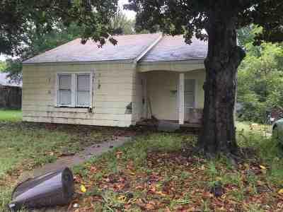 Texarkana Single Family Home For Sale: 1520 Grand
