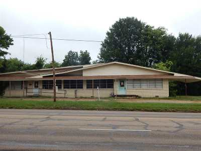 Miller County, Bowie County Commercial For Sale: 308 Westlawn