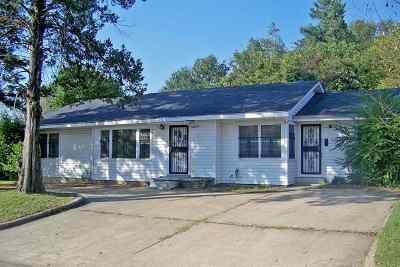 Texarkana Single Family Home For Sale: 108 S Kenwood Dr
