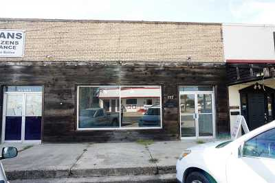 Miller County, Bowie County Commercial For Sale: 117 N Ellis St