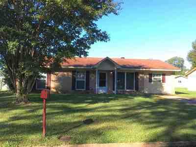 Texarkana Single Family Home For Sale: 4803 Parkland Dr