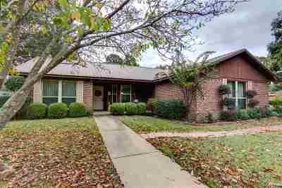 Wake Village Single Family Home For Sale: 401 Village Lane