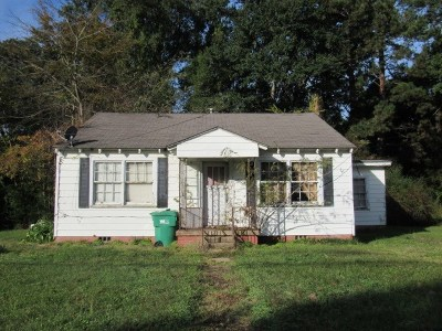 Texarkana TX Single Family Home For Sale: $20,000