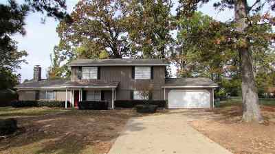 Texarkana Single Family Home For Sale: 9101 Holmes Lane
