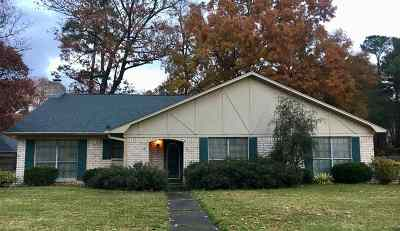 Texarkana Single Family Home For Sale: 3520 Richwood Place