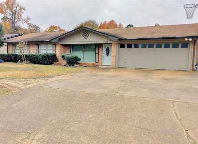 Wake Village Single Family Home For Sale: 220 W Pioneer