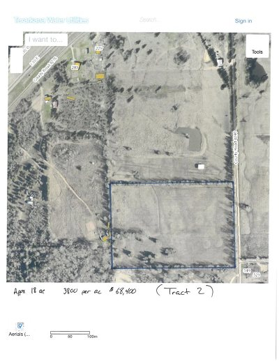 Simms Residential Lots & Land For Sale: Tbd County Road 4240 Tract 2