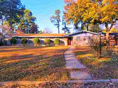Texarkana Single Family Home For Sale: 38 Desoto Circle