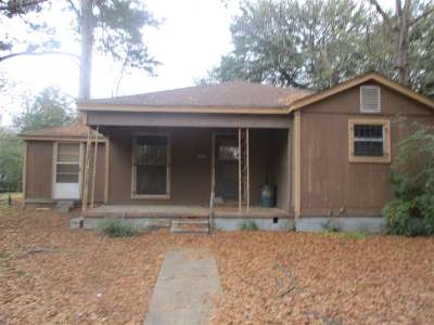 Texarkana Single Family Home For Sale: 604 Waterman