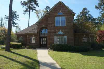 Texarkana Single Family Home For Sale: 3001 Sterling Road