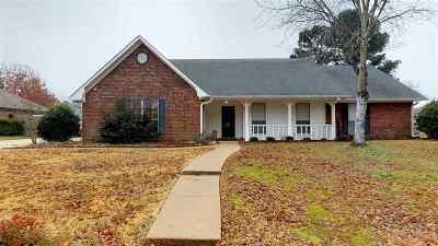 Texarkana Single Family Home For Sale: 68 Sugar Ridge Lane