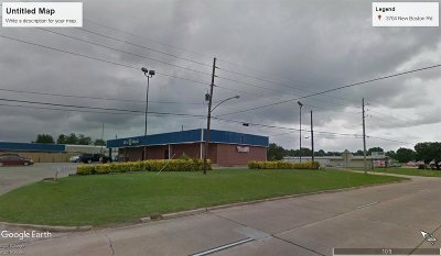 Miller County, Bowie County Commercial For Sale: 3704 New Boston Road