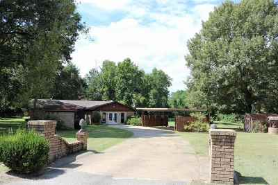 Maud Single Family Home For Sale: 613 Red Oak