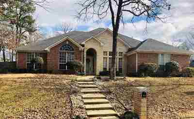 Texarkana TX Single Family Home For Sale: $285,000