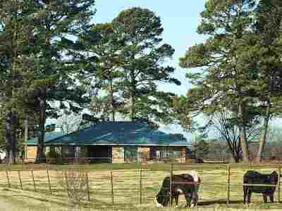 Bowie County Farm For Sale: 968 County Road 4110