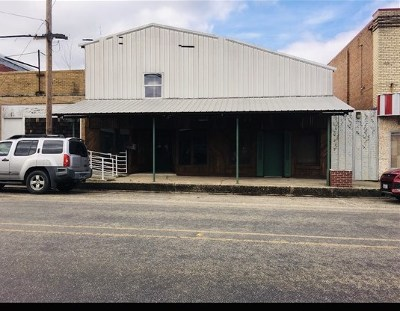 Miller County, Bowie County Commercial For Sale: 129 Runnels St