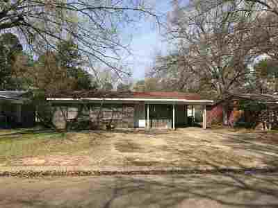 Texarkana TX Single Family Home For Sale: $77,500