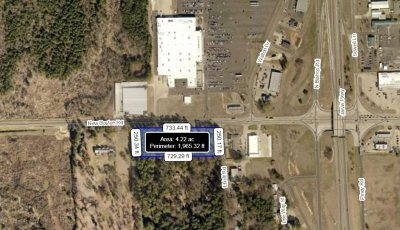 Bowie County Residential Lots & Land For Sale: 4011 New Boston Rd.