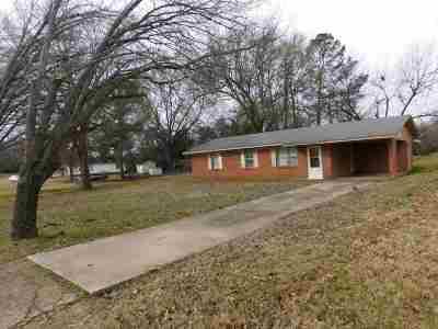 Nash Single Family Home For Sale: 215 Elm St