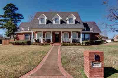 Texarkana AR Single Family Home For Sale: $289,900