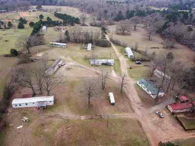 Bowie County Multi Family Home For Sale: Tbd George Thomas Road