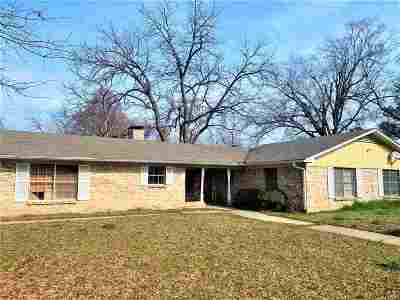New Boston TX Single Family Home For Sale: $65,000