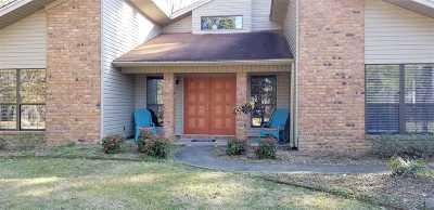 Texarkana TX Single Family Home For Sale: $269,900