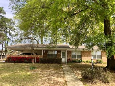 Texarkana TX Single Family Home For Sale: $120,000