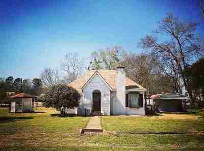 Dekalb TX Single Family Home For Sale: $48,000