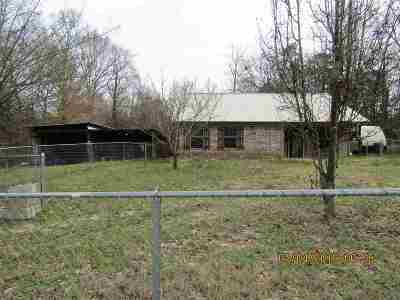 Texarkana Single Family Home For Sale: 9020 Highway 71