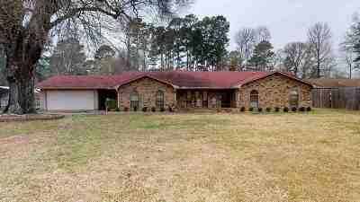 Texarkana TX Single Family Home For Sale: $250,000