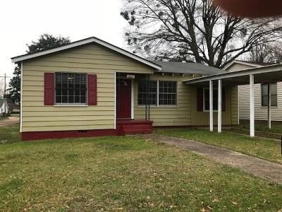 Texarkana Single Family Home For Sale: 3101 Hickory