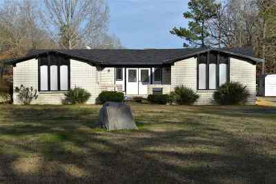 Texarkana Single Family Home For Sale: 5235 Buchanan Rd