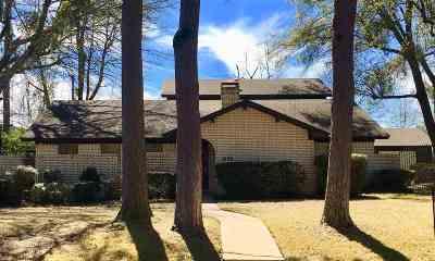 Texarkana Single Family Home For Sale: 1409 Lavaca