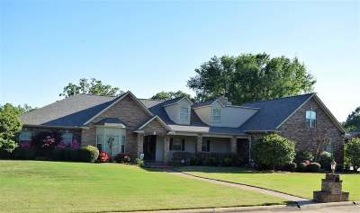 Texarkana AR Single Family Home For Sale: $570,000