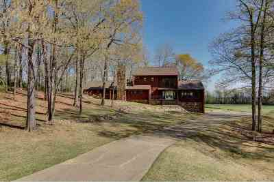 Texarkana AR Single Family Home For Sale: $330,000