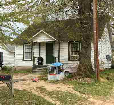 Texarkana Single Family Home For Sale: 206 S Jackson Street