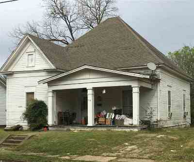Texarkana Single Family Home For Sale: 514 Grand