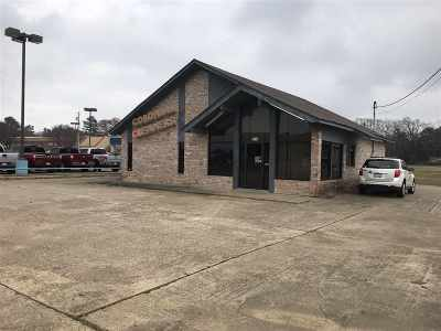 Miller County, Bowie County Commercial For Sale: 3610 Summerhill Rd #P.O. Box