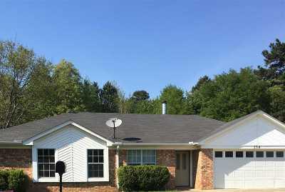 Wake Village Single Family Home For Sale: 134 Presidio Pl
