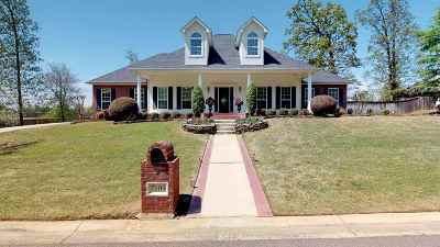 Texarkana Single Family Home For Sale: 7109 Bringle Ridge
