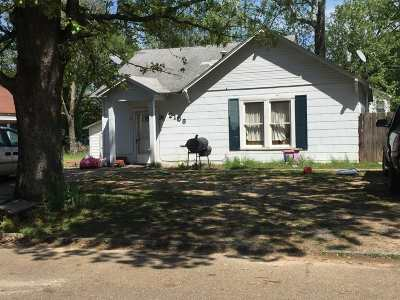 Texarkana Single Family Home For Sale: 2106 Garland