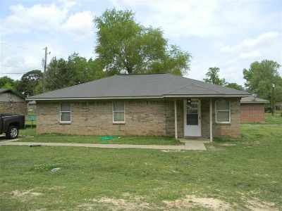 Nash Single Family Home For Sale: 297 Hood St